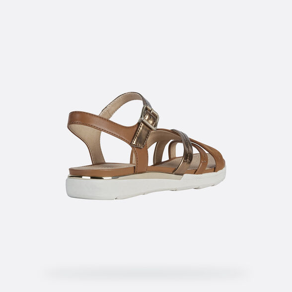 SANDALS WOMAN GEOX HIVER WOMAN - 5