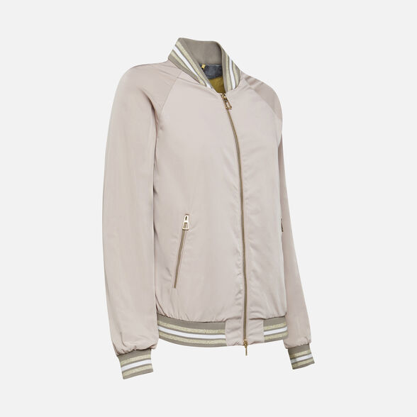 WOMAN JACKETS GEOX TOPAZIO WOMAN - 3