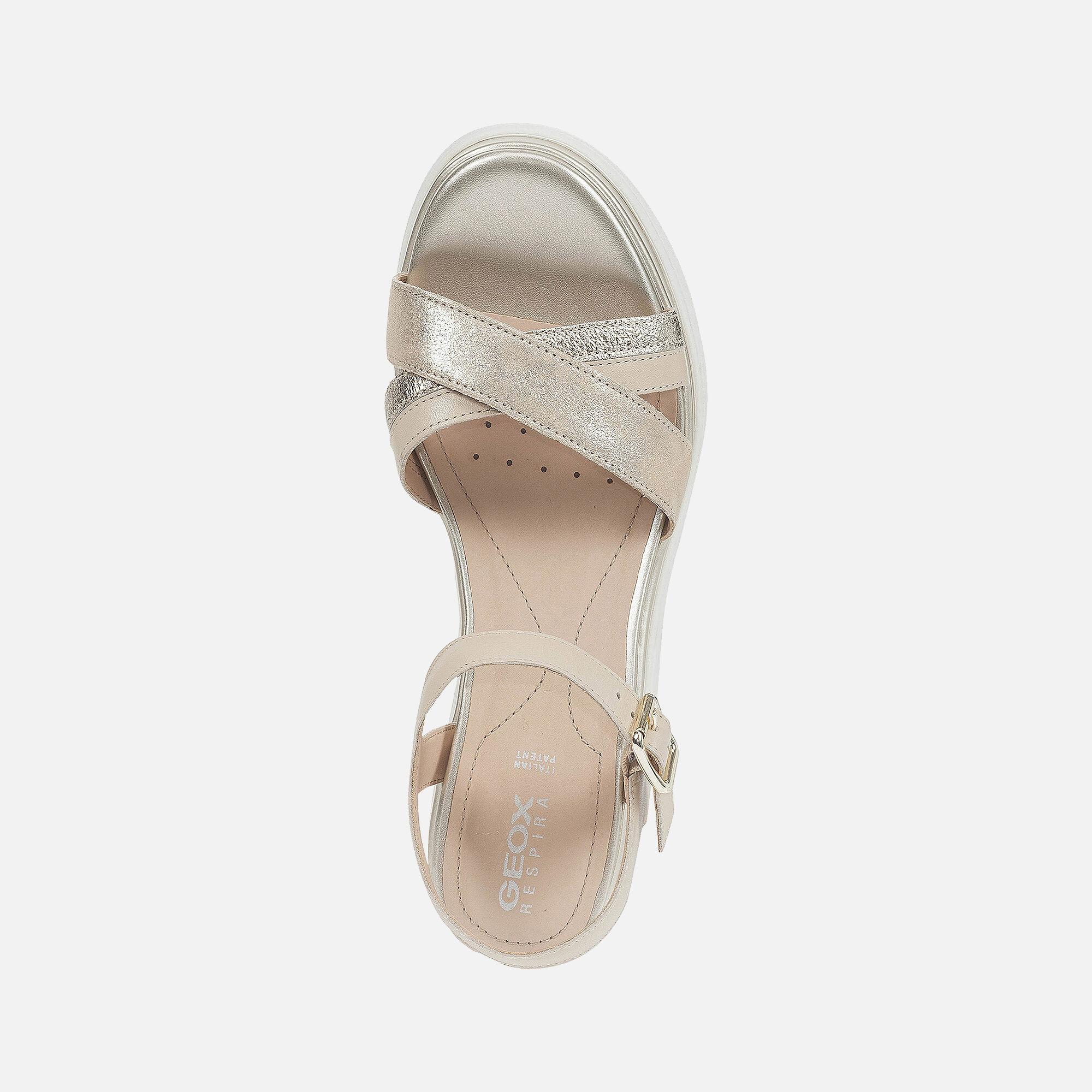 Geox GARDENIA Woman: Sand Sandals