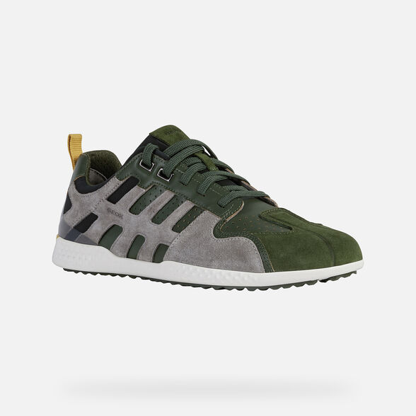 HOMME SNEAKERS GEOX SNAKE.2 HOMME - 3
