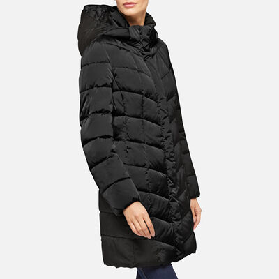 DOWN JACKETS WOMAN GEOX ANNYTAH WOMAN