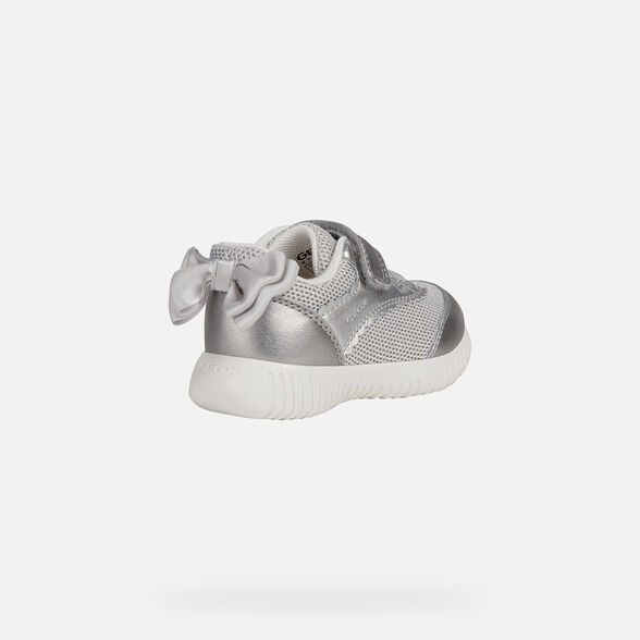 BABY SNEAKERS GEOX WAVINESS BABY GIRL - 5