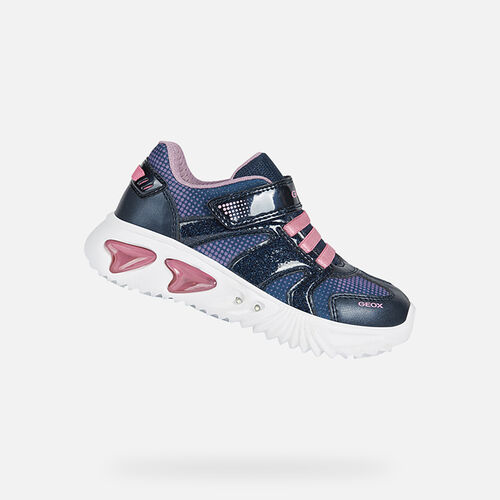 LIGHT-UP SHOES GIRL GEOX ASSISTER GIRL - null