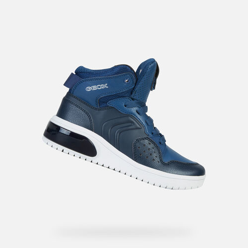 LIGHT-UP SHOES BOY GEOX XLED BOY - null