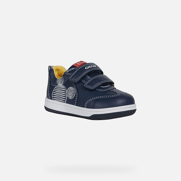 BABY SNEAKERS GEOX NEW FLICK NEONATO - 3