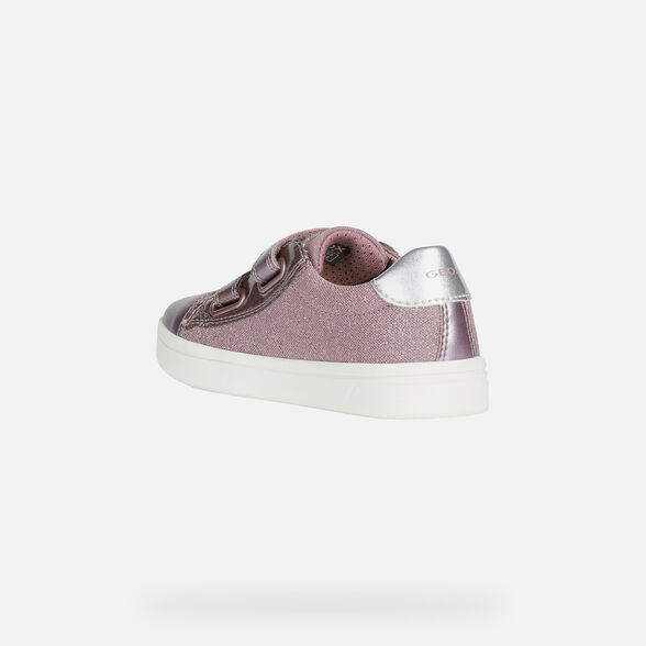 GIRL SNEAKERS GEOX DJROCK GIRL - 4