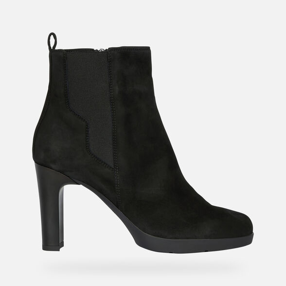 ANKLE BOOTS WOMAN GEOX ANNYA WOMAN - 2