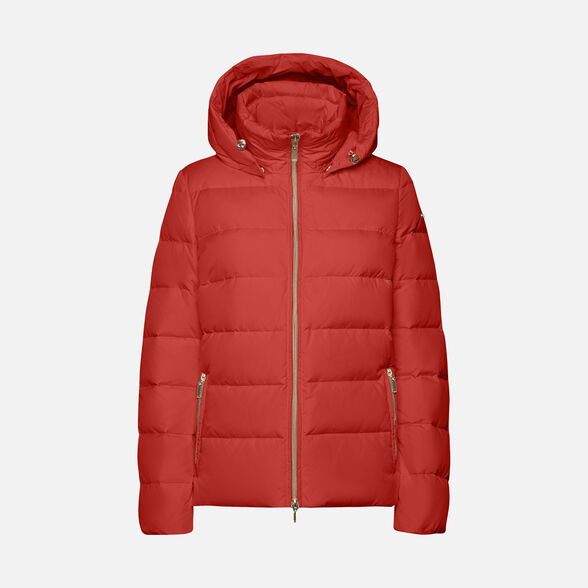 DOWN JACKETS WOMAN GEOX ADRYA WOMAN - 1