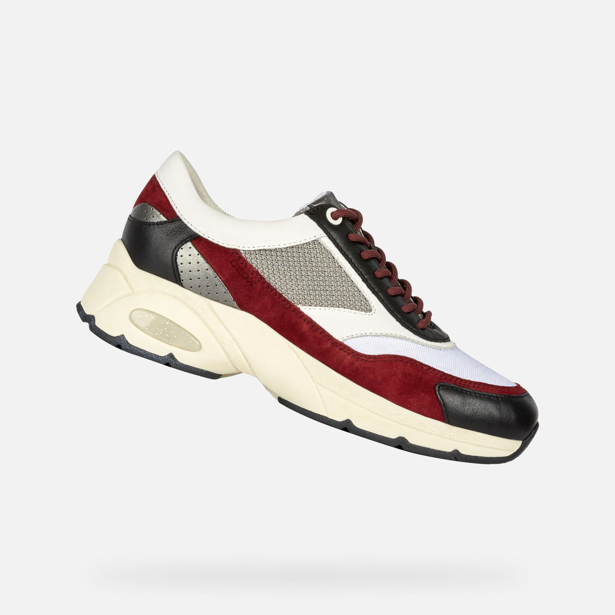 Geox D ALHOUR Sneakers Basse Donna | Geox Autunno Inverno