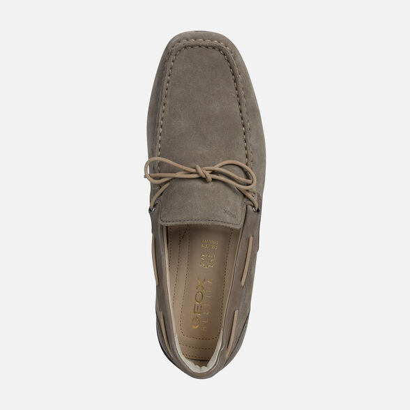 MAN LOAFERS GEOX SNAKE MAN - 6