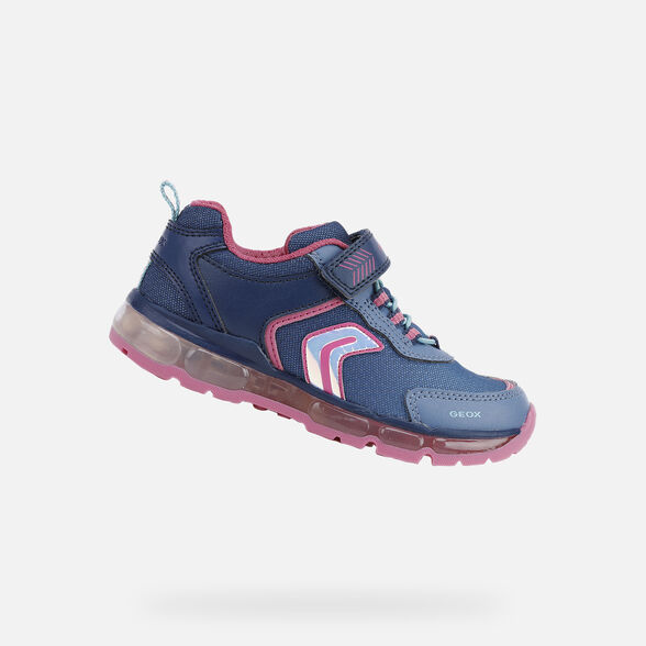 LIGHT-UP SHOES GIRL GEOX ANDROID GIRL - 1