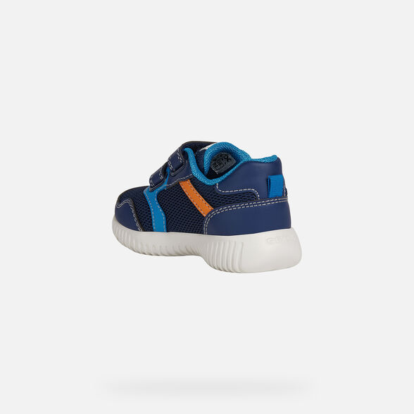BABY SNEAKERS GEOX WAVINESS BABY BOY - 4