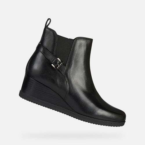 ANKLE BOOTS ANYLLA WEDGE WOMAN
