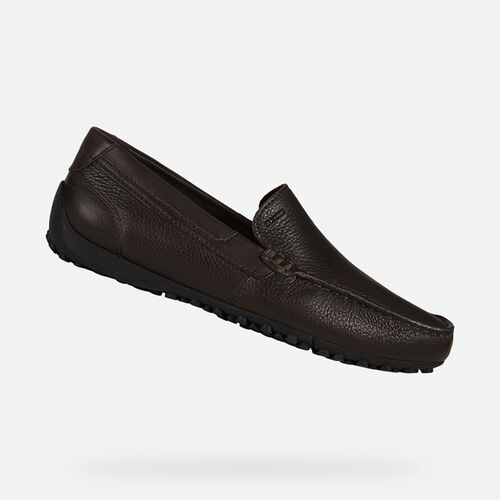 LOAFERS MAN GEOX SNAKE MAN - null