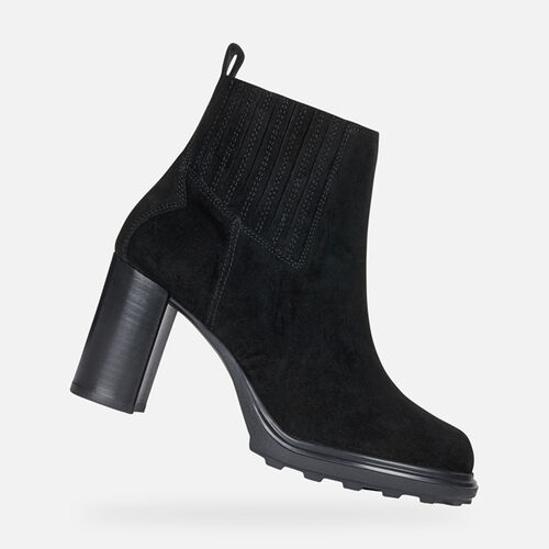 ANKLE BOOTS SALICE HIGH DAME