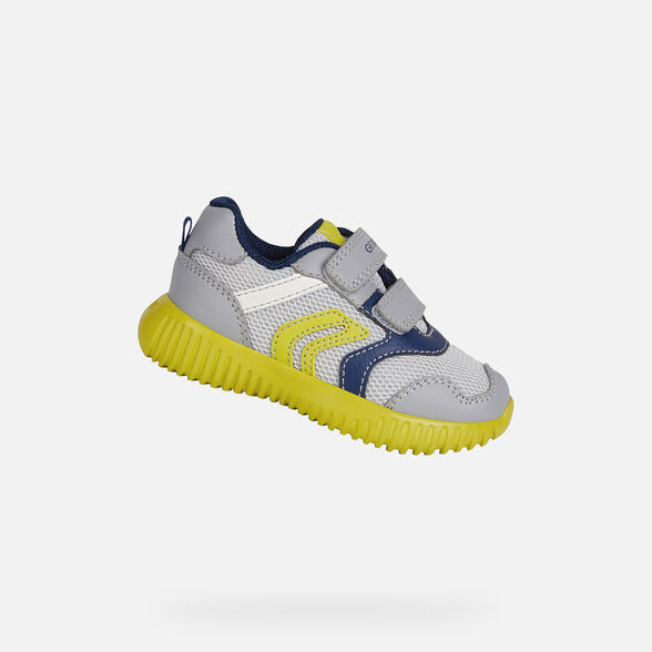SNEAKERS BABY GEOX WAVINESS BABY BOY - 1