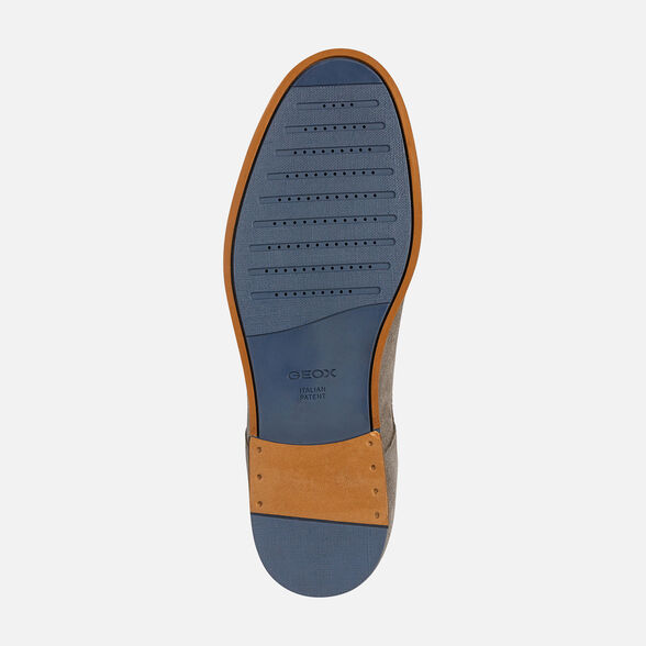 CASUAL SHOES MAN GEOX BAYLE MAN - 7