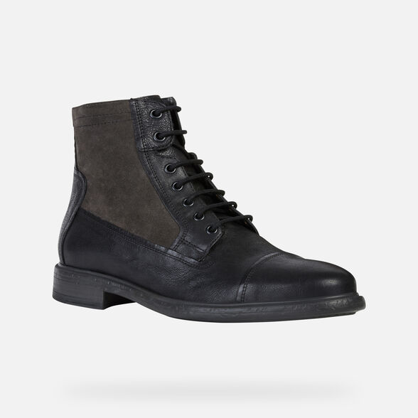 BOTTES HOMME GEOX TERENCE HOMME - 3