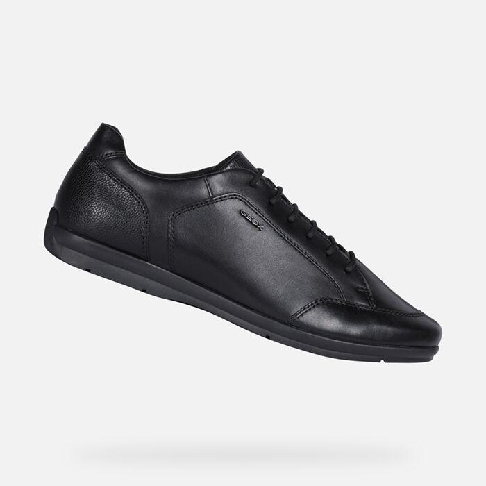 Details about Geox Respira u Snake Y U4207J Men's Sneakers Low Shoes Low Top Grey Dk Green