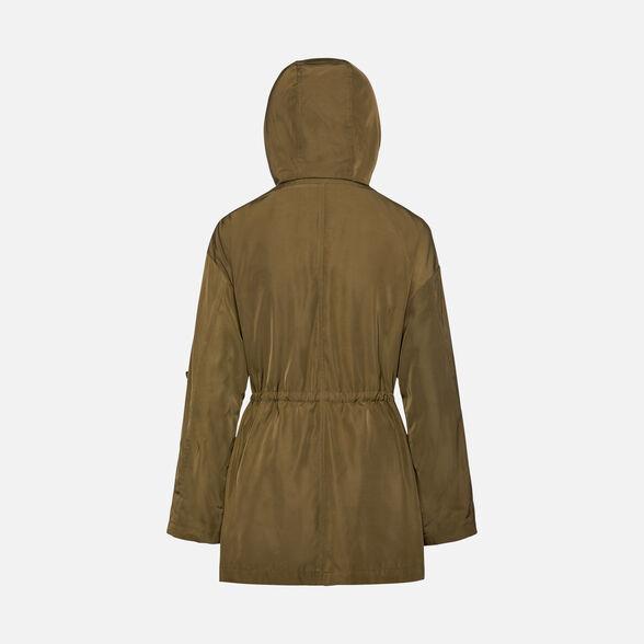 Categoria nascosta per master products Site Catalog GEOX PISA WOMAN - GREEN MOSS