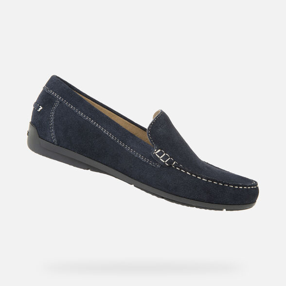 MAN LOAFERS GEOX SIRON MAN - 1