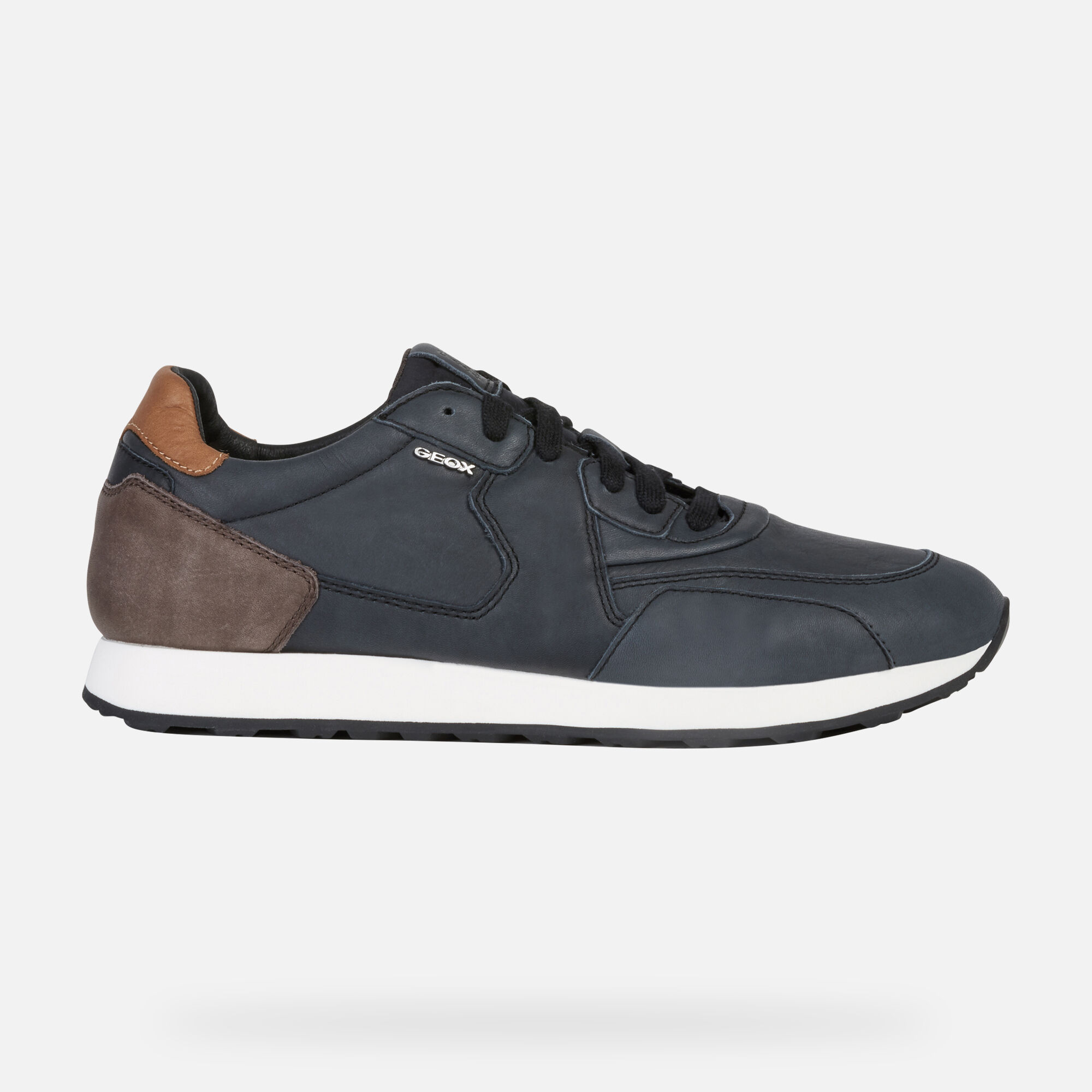 GEOX VINCIT Uomo: Sneakers Basse Nere | GEOX ® FW 1920 | Geox