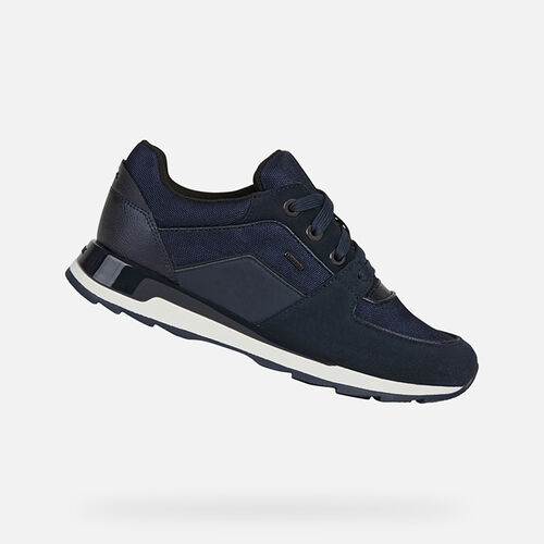 SNEAKERS MUJER GEOX NEW ANEKO ABX MUJER - null