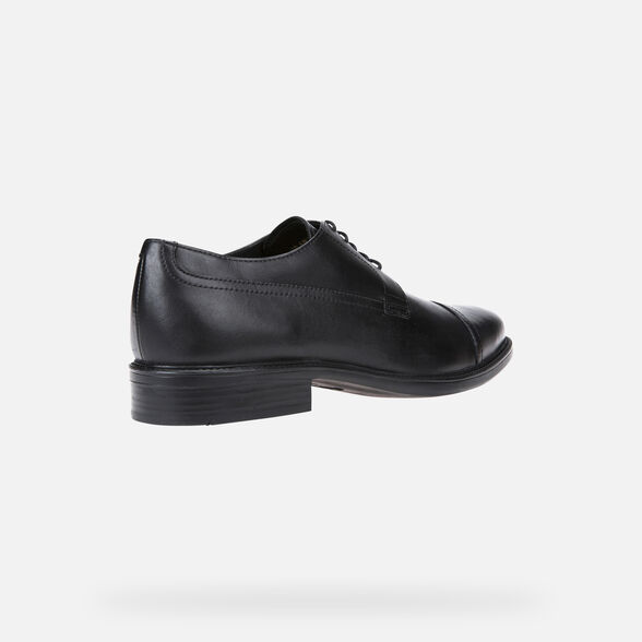 MAN FORMAL SHOES GEOX CARNABY MAN - 5