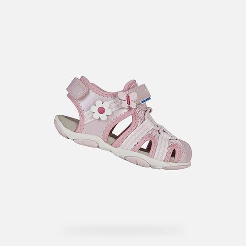 Little feet keep growing Special Focus GEOX AGASIM BABY GIRL - null