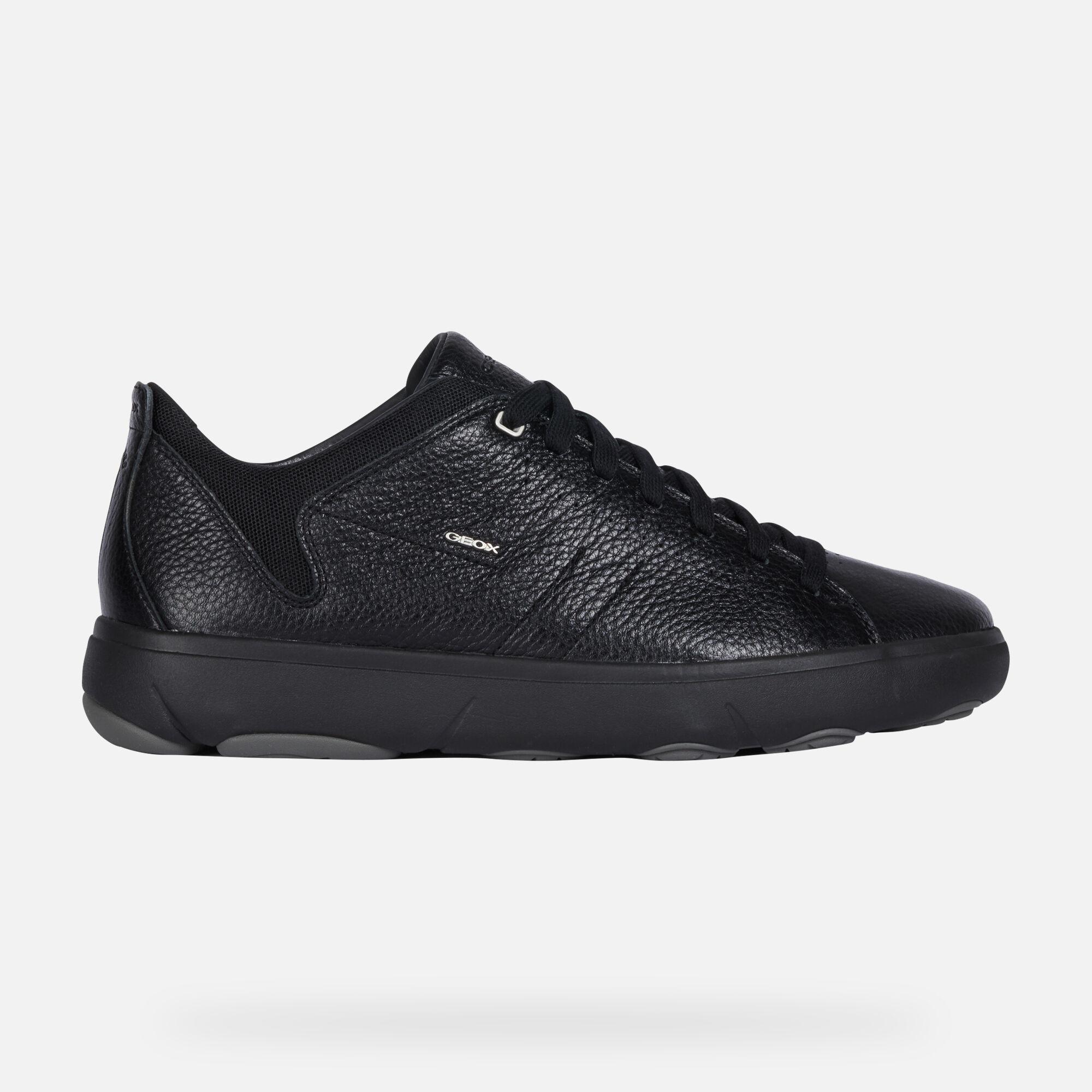 NEBULA Y Herr Schwarze Atmungsaktiver Schuhe | Geox ®