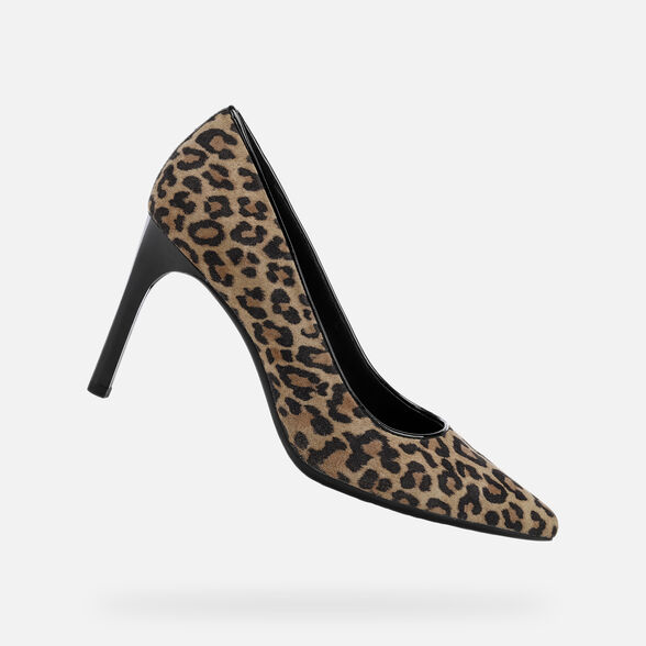 PUMPS WOMAN GEOX FAVIOLA WOMAN - 1