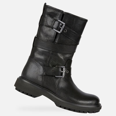 ANKLE BOOTS WOMAN GEOX D ASHEELY