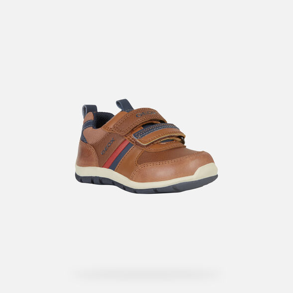 SNEAKERS BABY GEOX SHAAX BABY BOY - 3