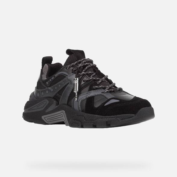 HOMME SNEAKERS GEOX T01 PHONICA - 3