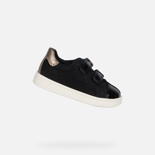 LOW TOP BABY GEOX DJROCK BABY GIRL - 1