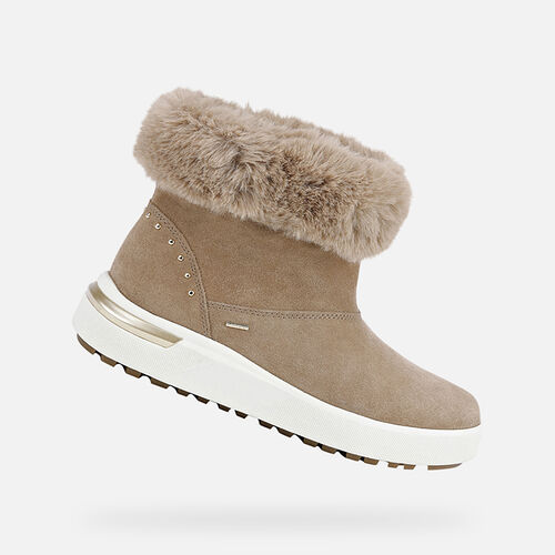 ANKLE BOOTS WOMAN GEOX DALYLA ABX WOMAN - null