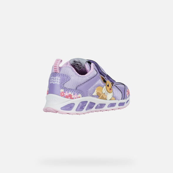 LIGHT-UP SHOES GIRL JR SHUTTLE GIRL - 5