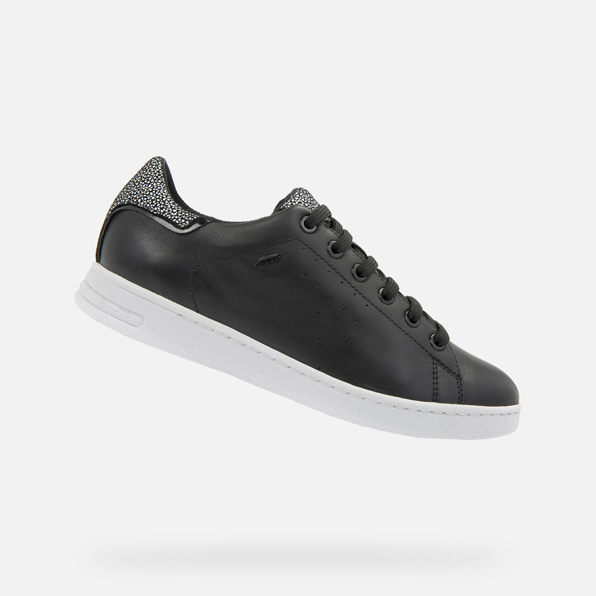 Geox JAYSEN Woman: Black Sneakers