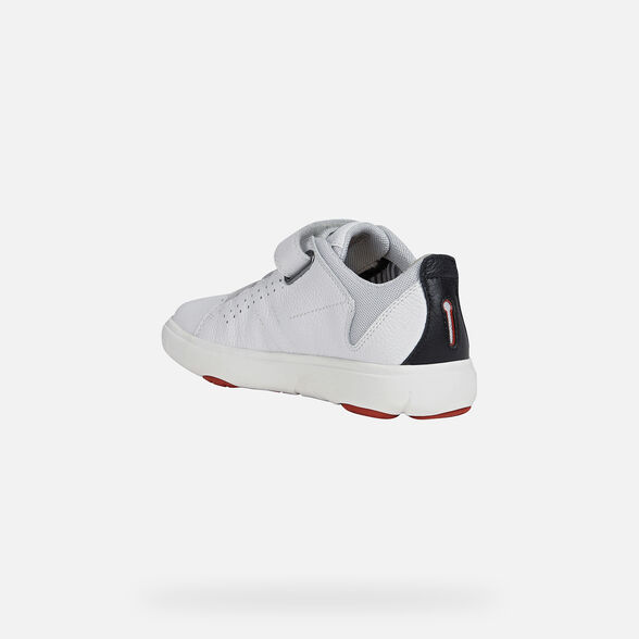 BOY SNEAKERS GEOX NEBCUP BOY - 4