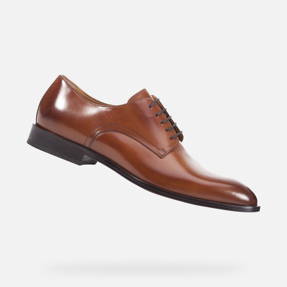 FORMAL SHOES MAN GEOX SAYMORE MAN - 2