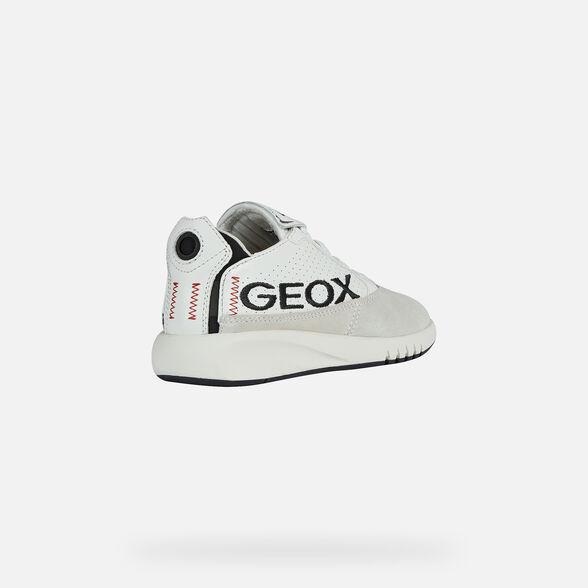BOY SNEAKERS GEOX AERANTER BOY - 5