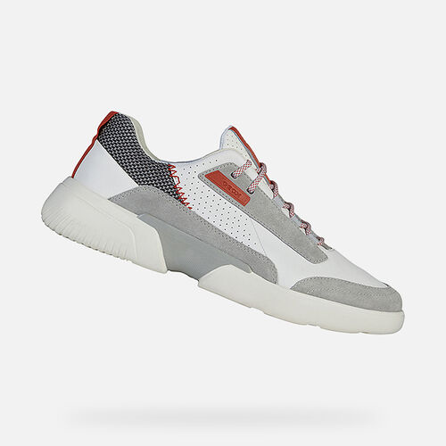 SNEAKERS MAN GEOX SMOOTHER MAN - null
