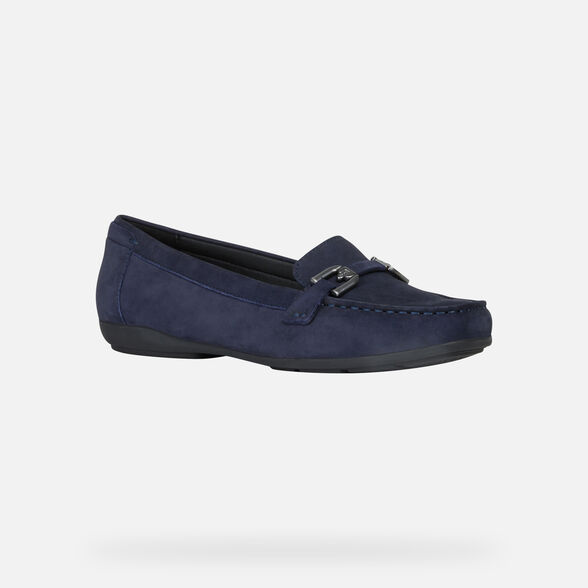 WOMAN LOAFERS GEOX ANNYTAH WOMAN - 3
