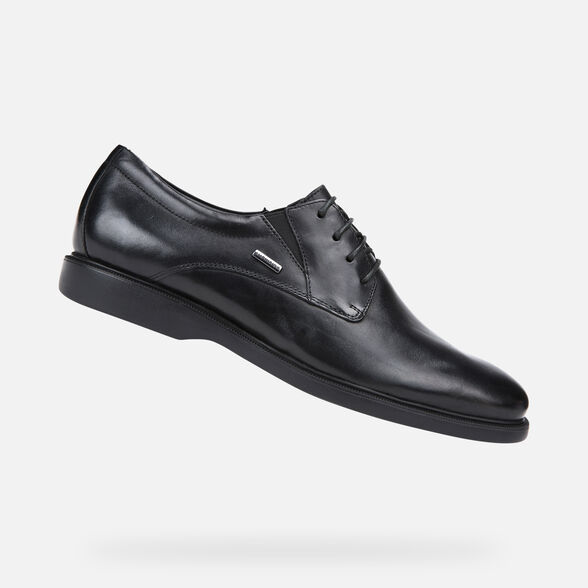 MAN FORMAL SHOES GEOX BRAYDEN ABX MAN - 1