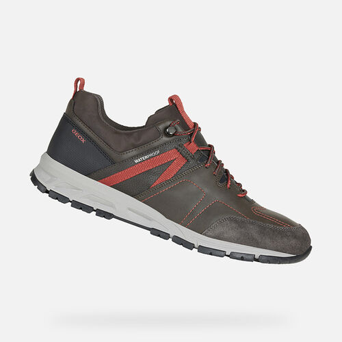 SNEAKERS MAN GEOX DELRAY WPF MAN - null