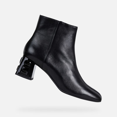 HEELED WOMAN SEYLA PLUS