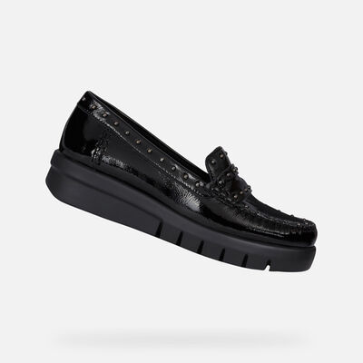 LOAFERS WOMAN GEOX WIMBLEY WOMAN