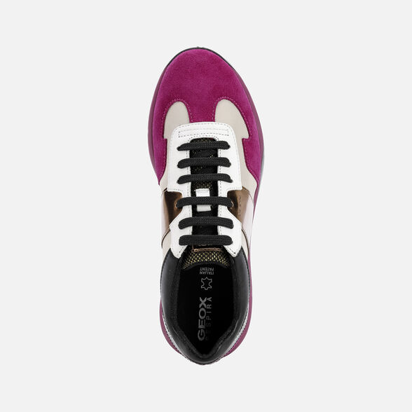 SNEAKERS DONNA GEOX SUZZIE DONNA - 6