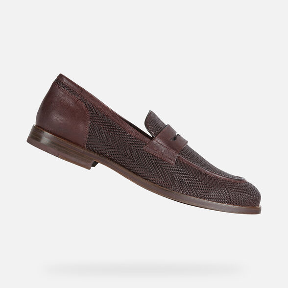 MAN LOAFERS GEOX BAYLE MAN - 1