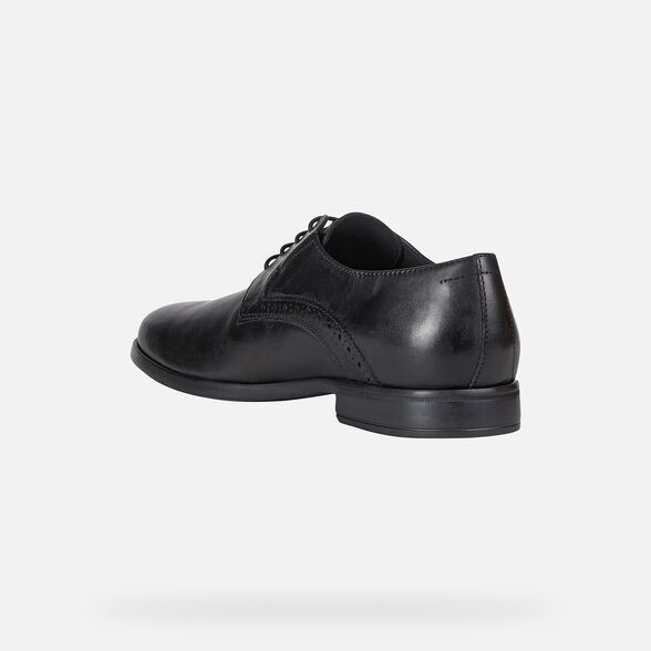 HOMME CHAUSSURES HABILLÉES GEOX DOMENICO HOMME - 4